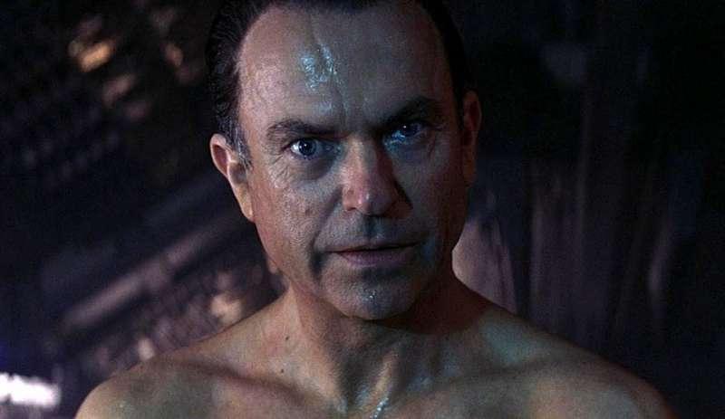 Event Horizon Laurence Fishburne, Sam Neill, Joely Richardson, British science fiction