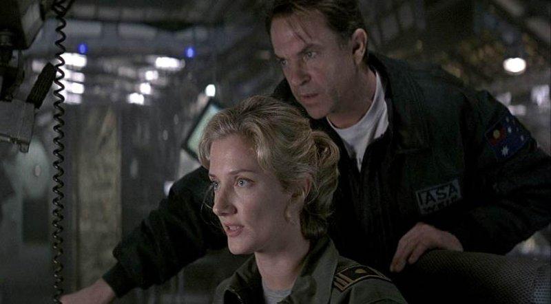 Event Horizon  1997 science fiction movie