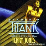 Douglas Adams' Starship Titanic 1997 science fiction book