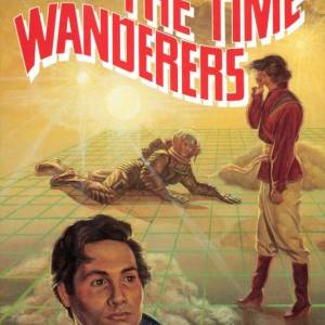 The Time Wanderers 1985 science fiction book
