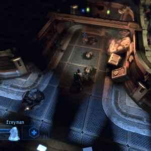 Alien Breed: Impact 2010 scifi game