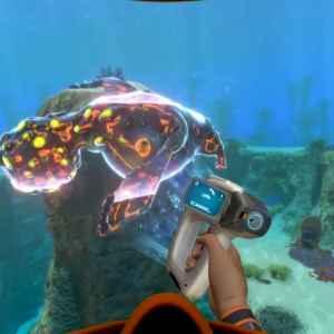 Subnautica 2018 scifi game