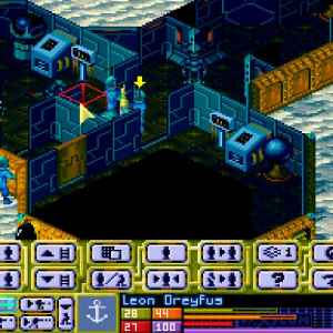 X-COM: Terror from the Deep 1995 scifi game