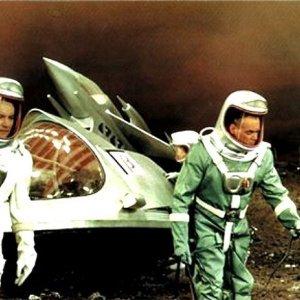 First Spaceship on Venus Der Schweigende Stern 1960 scifi movie