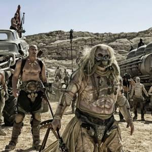 Mad Max: Fury Road  2015 scifi movie
