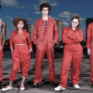 Misfits  2009 scifi tv show