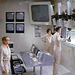 The Andromeda Strain  1971 scifi movie