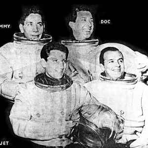 The World in Peril Journey into Space: The World in Peril 1955 scifi radio show